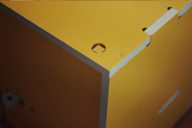 Joinery and hinge detailing