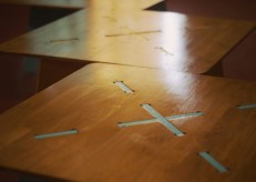 CNC milled tables