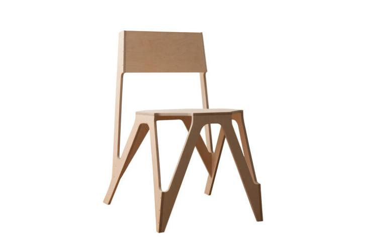 Architects design chair