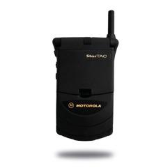 Motorola StarSTK mobile phone