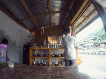 Ja Cha (the tiny roadside shop) in Nongpoh where we took halt en route Shillong