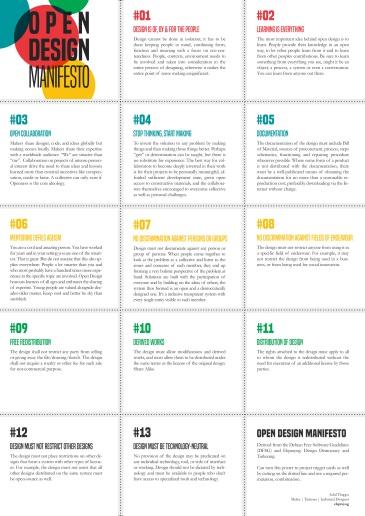 Open Design Manifesto 02