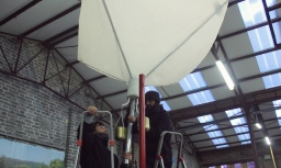 Parasol Mounting