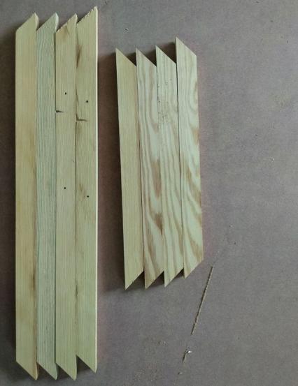 Pallavi's planters frame pieces