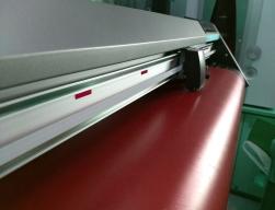 Awanee cutting patterns on vinyl cutter