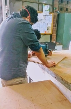 Rohit Routing the Panels