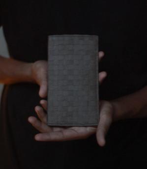 Mayur's Paper Weave Wallet