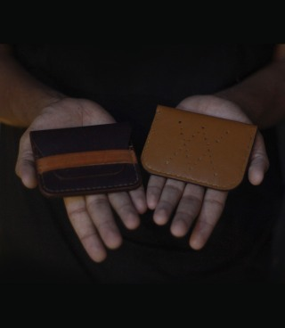 Sahil's Leather Wallet