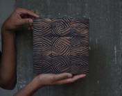 Sahil's Pine Endgrain Board