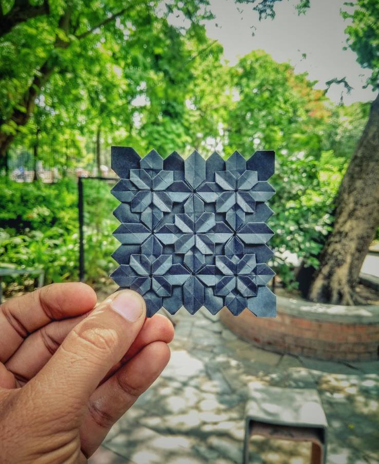 3x3 Tessellation