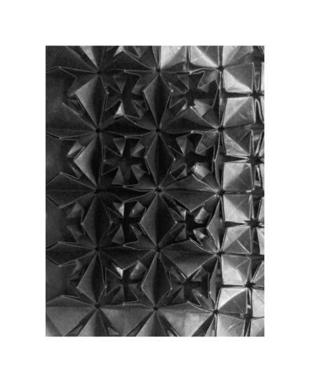 5x5 Collapsing detail