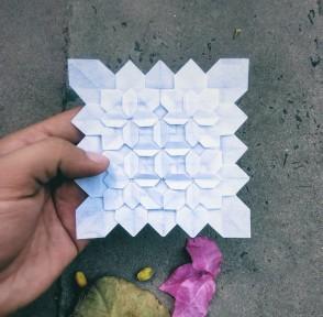 Hydrangea Tessellation