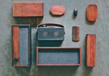 Some wood objects