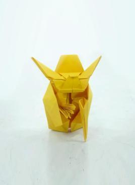 Origami Master Yoda