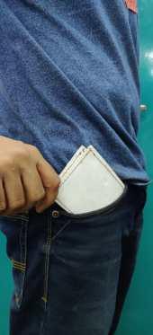 Nitya Tyvek Wallet